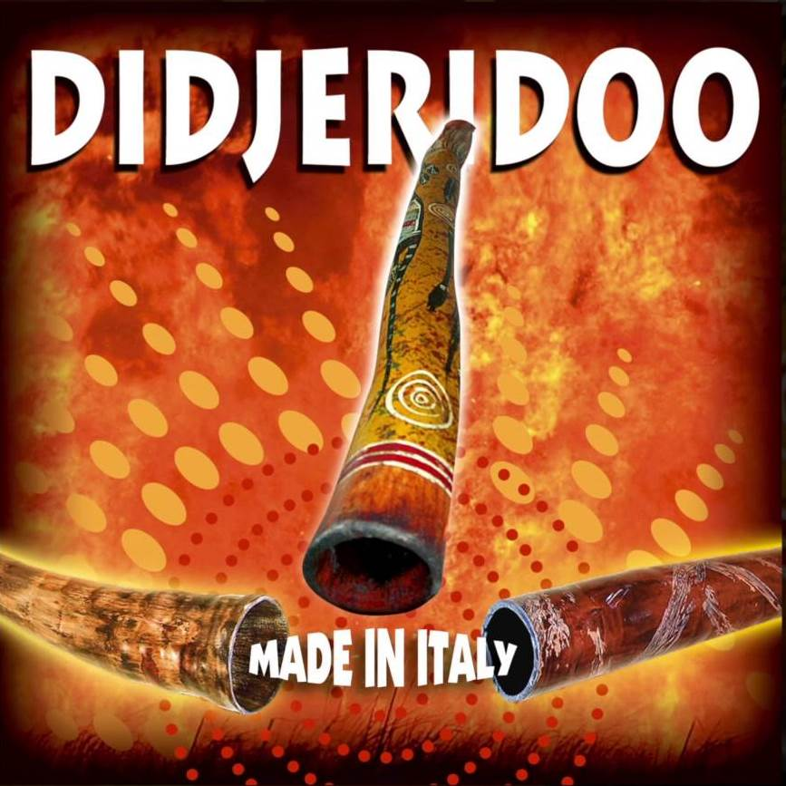 Didjeridoo - Made in Italy