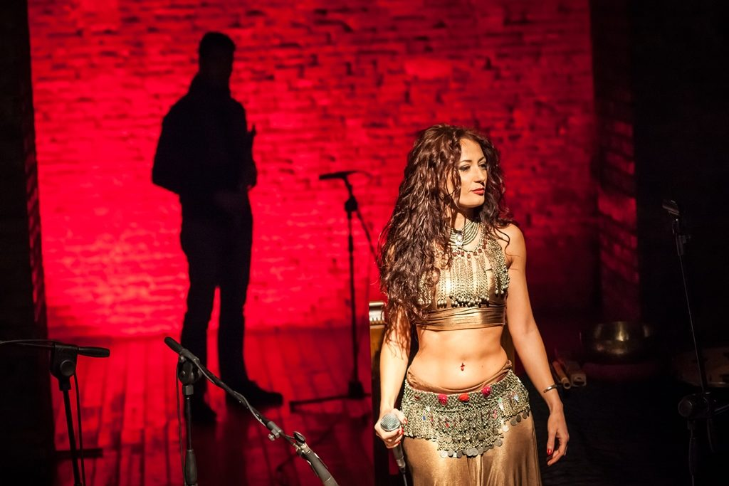 Teatro Sala Uno - Roma - Martina Lupi