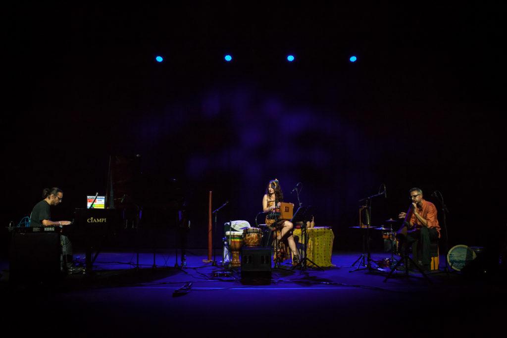 Auditorium Parco della Musica - Martina Lupi, Fabio Gagliardi, Alessandro Gwis