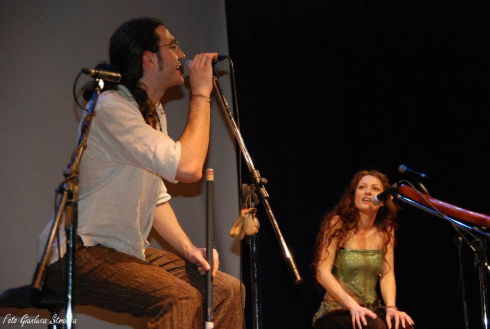 Teatro Euclide - Roma - Martina Lupi e Fabio Gagliardi