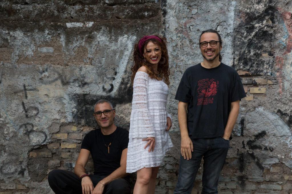 Tupa Ruja - In questo viaggio - Martina Lupi, Fabio Gagliardi, Alessandro Gwis